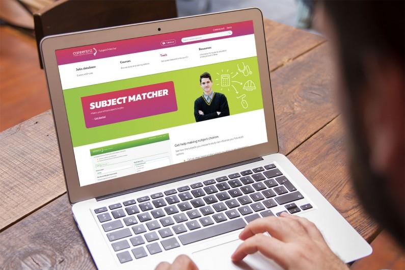 subject matcher laptop