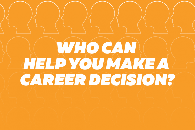 3d3 Who can help you make a career decision2