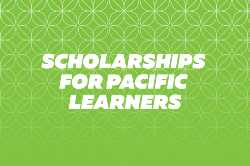 Scholarships for Pacific leaners