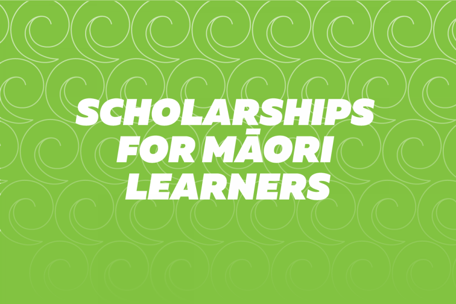 Scholarships for Māori learners