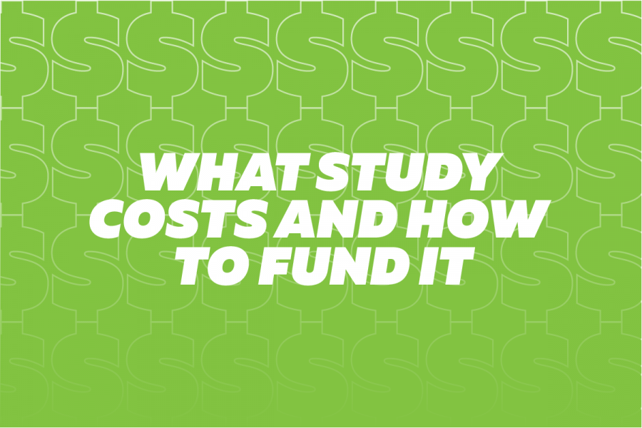 What study costs and how to fund it