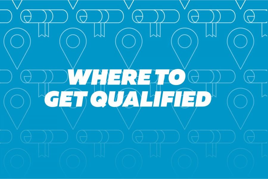 Where to get qualified
