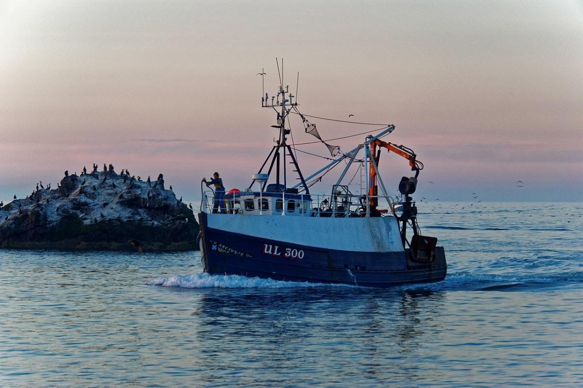 Fishing Skipper