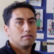 Photo: Nepia Mahuika - Historian