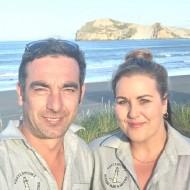 Richard and Megan Hewitt