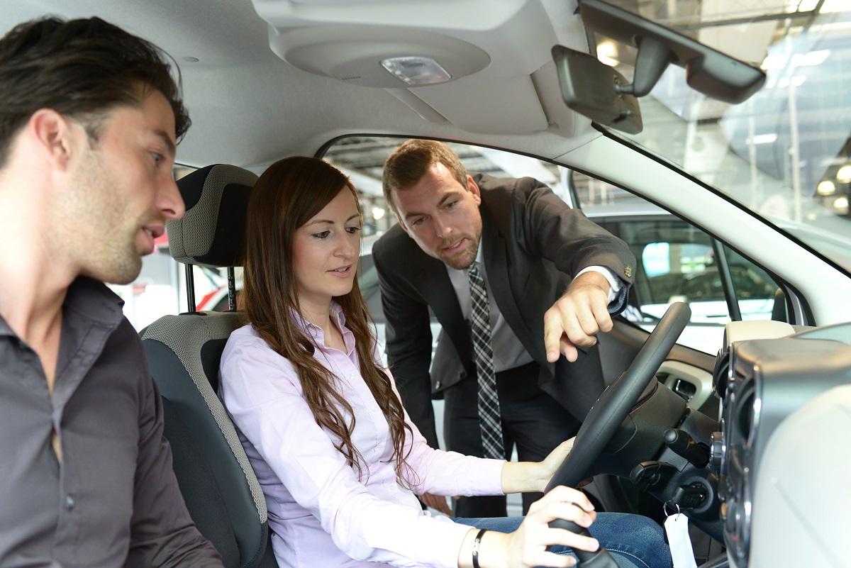 Motor Vehicle Salesperson