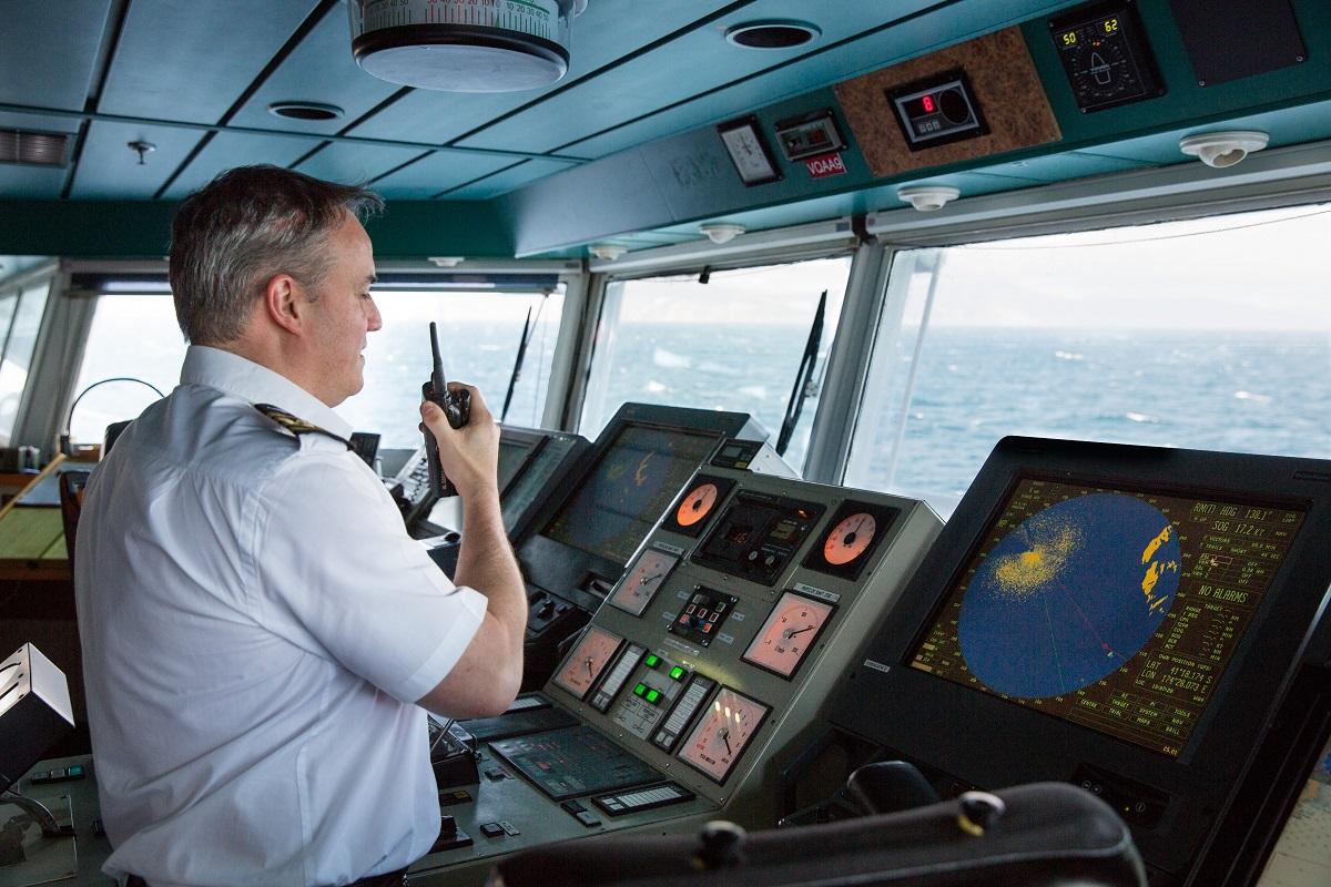 Ship's Master - Job opportunities
